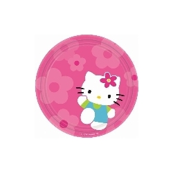 Plato 23cm Hello Kitty