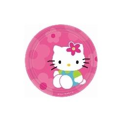 Plato 18cm Hello Kitty