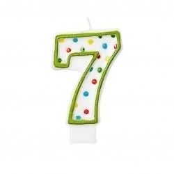 Vela topos número 7