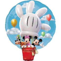 Globo Mickey en globo foil