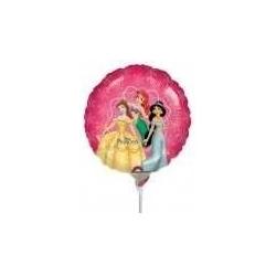 Globo Princesas Disney palito