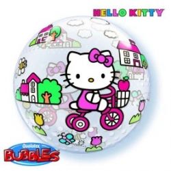 Bubble Burbuja Hello Kitty