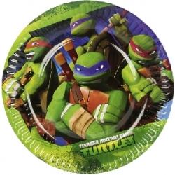 Plato Tortugas Ninja 18cm
