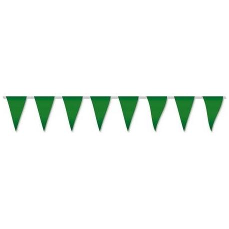 Guirnalda triángulos colores 5m