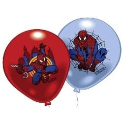 "Globos Spiderman 9""-23cm"
