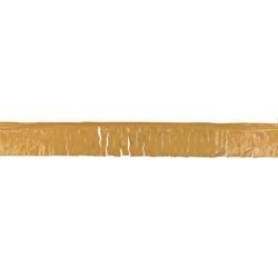 FLECO PLÁSTICO 25MT oro y plata