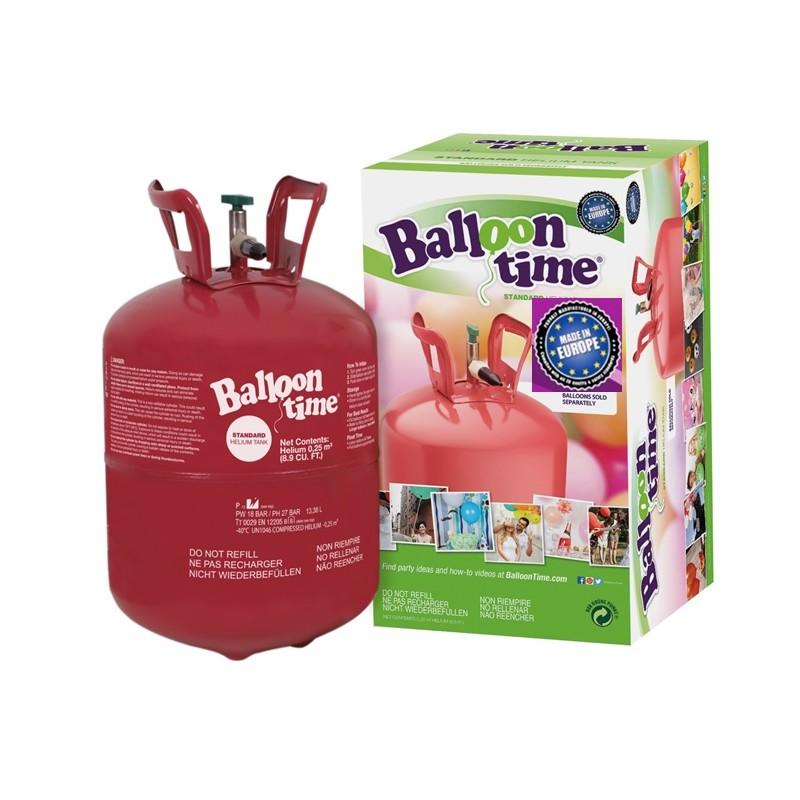 Botella helio desechable mediana en la categoria helio - Gas helio para globos precio ...