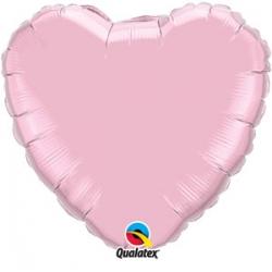 "Globo Corazón de foil 36""-90cm Qualatex"