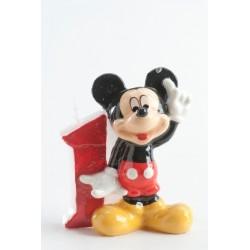 Vela Mickey número 1