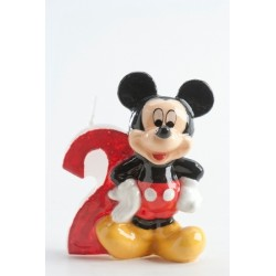 Vela Mickey número 2