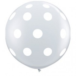 Globos Lunares 3'-90cm Qualatex