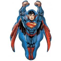 Globo Superman forma Foil