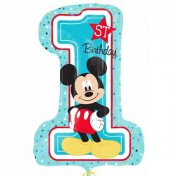 Globo 1ER CUMPLE Mickey Foil