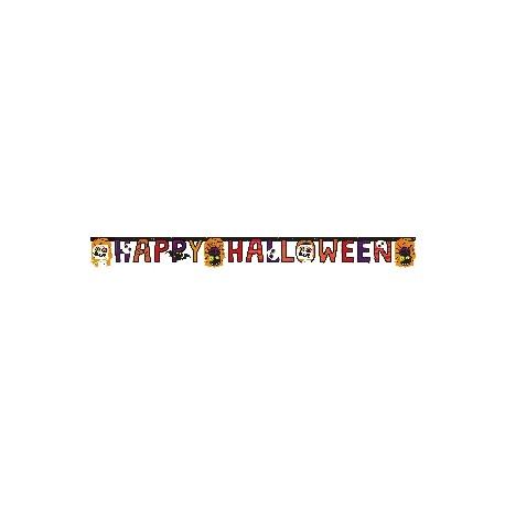 banderin happy halloween