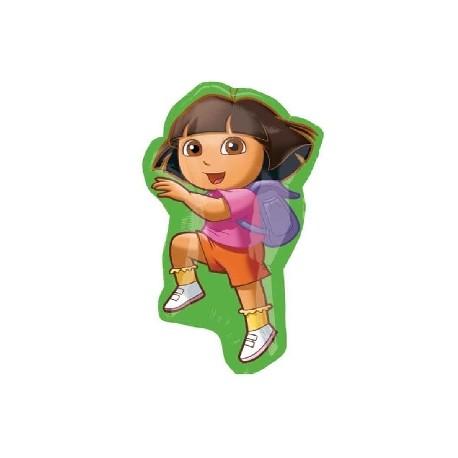 Globo Dora Exploradora Salto Foil