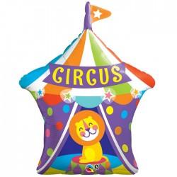 Globo circo foil