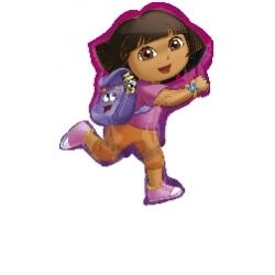 Globo Dora Exploradora Foil