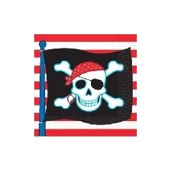 Servilletas Fiesta Pirata