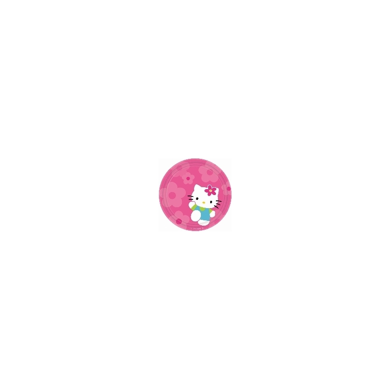 Plato 23cm Hello Kitty