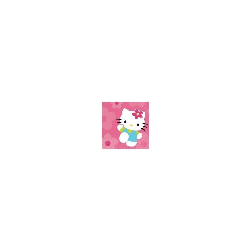 Servilletas Hello Kitty
