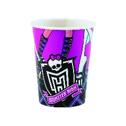 Vaso Monster High