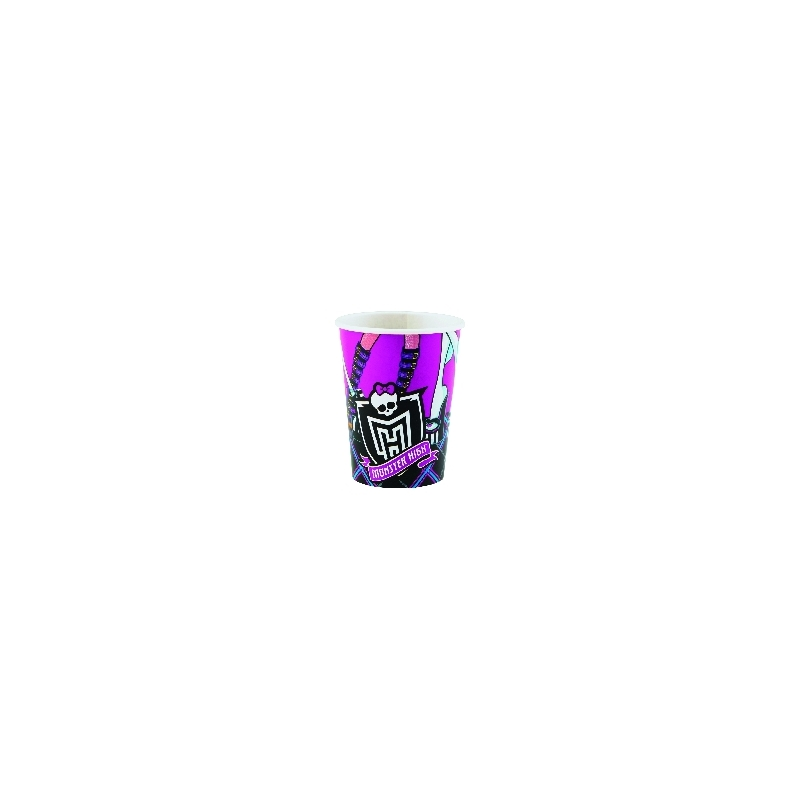 Vaso Monster High