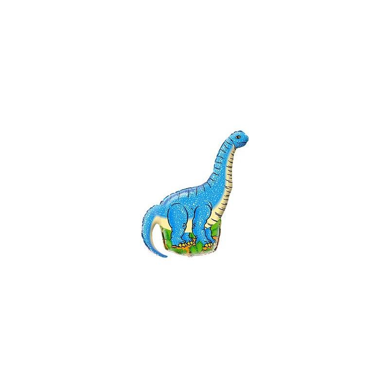 Globo Diplodocus Foil