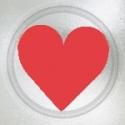 Platos San Valentín de 17cm