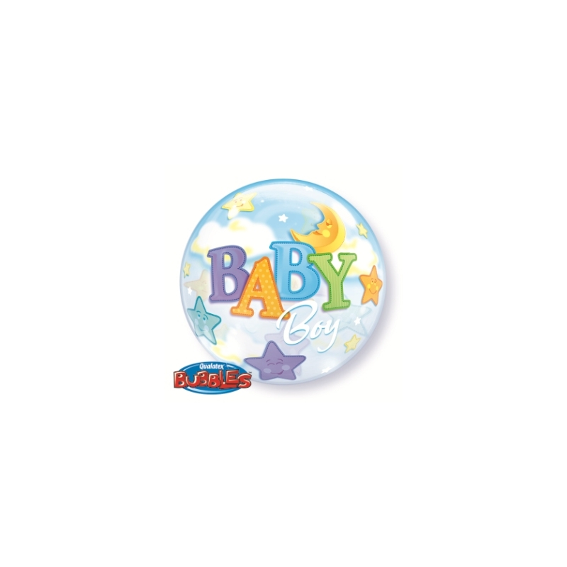 Bubble Burbuja Baby Boy