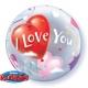 Bubble Burbuja I Love You