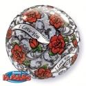 Bubble Burbuja I Love You Rosas