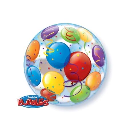Bubble Burbuja Globos Fiesta