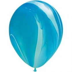 "Globos colores Agata 11""-28cm Qualatex"