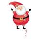 Globo Papa Noel foil 45cm