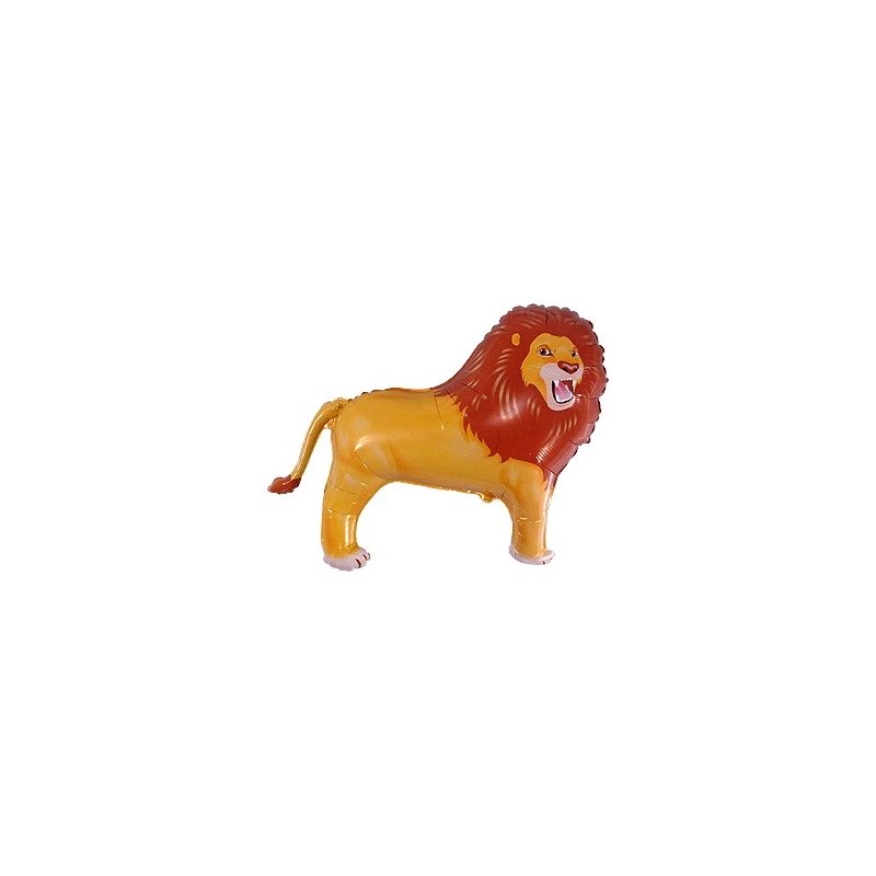 Globo León foil