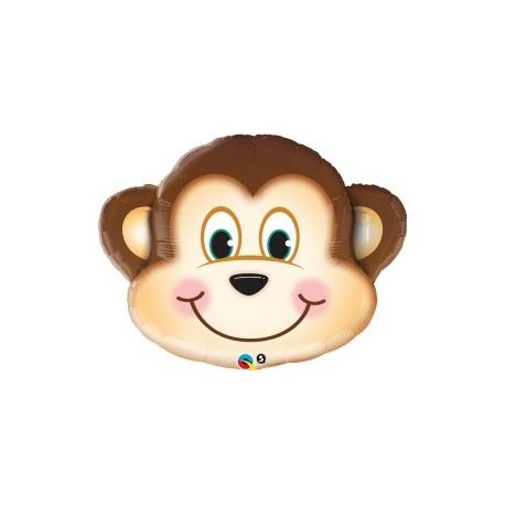Globo Mono cara foil 80cm