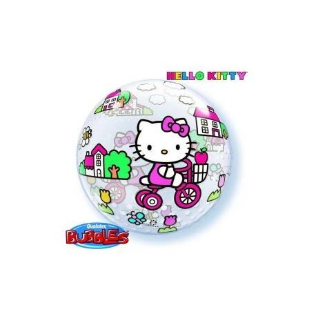 Bubble Burbuja Hello Kitty