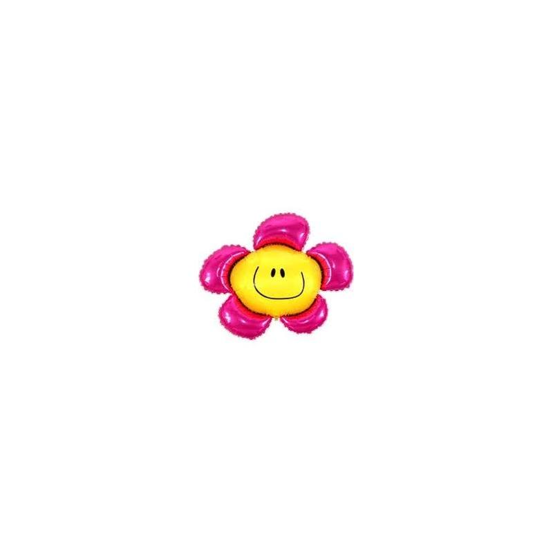 Globo Flor cara foil TG