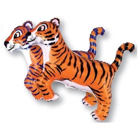 Globo Tigre Foil