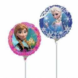 Globo Frozen palito
