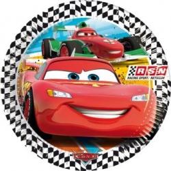 Platos Cars 20cm