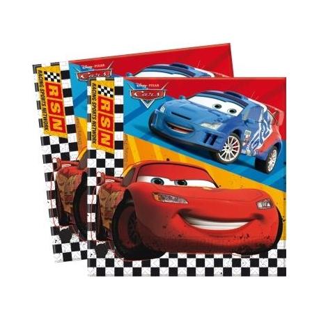 Servilletas CARS