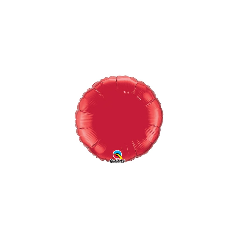 "Globo Redondo de foil 18""-45cm Qualatex"