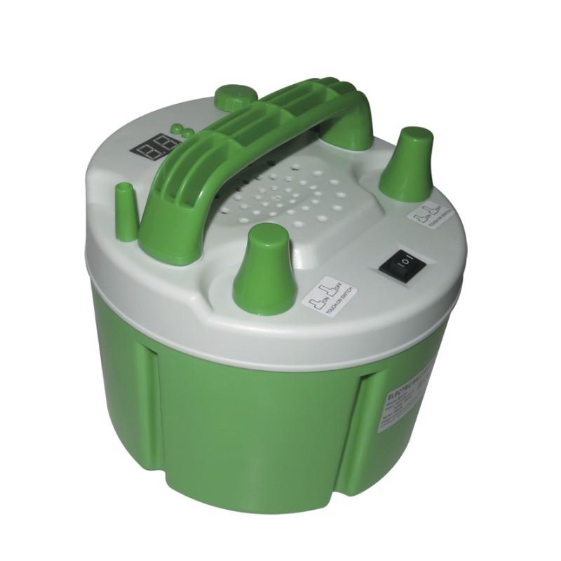 Inflador eléctrico 2 salidas y TEMP HG6083