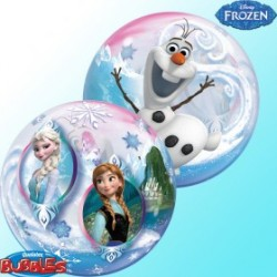 Bubble Burbuja Frozen