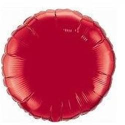 Globo Redondo de foil...