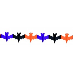 Guirnalda Halloween Murciélago