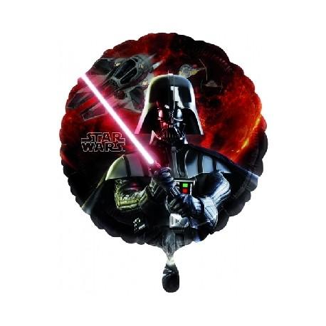 Globo Star Wars Redondo Foil