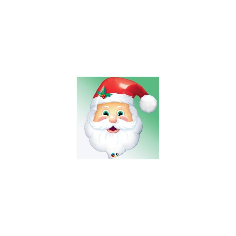 Globo Cara Santa foil