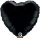 "Globo Corazón de foil 18""-45cm Qualatex"
